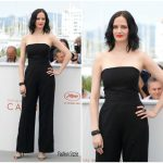 Eva Green In Stella McCartney  – Based On A True Story Cannes Film Festival Photocall