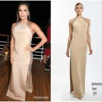 Eva Longoria  In Kaufmanfranco  – Vanity  Fair & HBO Cannes Dinner 2017