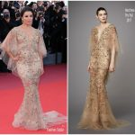 Eva Longoria In Marchesa – 'The Killing Of A Sacred Deer' Cannes Film Festival Premiere