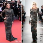 Eva Longoria In Pamella Roland – Cannes Film  Festival 70th Anniversary Celebration