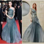 Fan Bingbing In Atelier Versace – 2017 Cannes Film Festival Closing Ceremony
