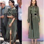 Fan Bingbing  In  Christopher Bu  – Mayor's Aioli At Cannes Film Festival