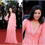 Fan Bingbing  In Louis Vuitton  – Cannes Film Festival 70th Anniversary Celebration