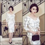 Fan Bingbing In Ralph & Russo Couture – 2017 Cannes Film Festival Jury Photocall