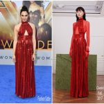 Gal Gadot  In Givenchy  – Wonder Woman LA Premiere