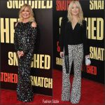 Goldie Hawn & Kate Hudson In Michael Kors  At  'Snatched' LA Premiere