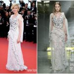 "Greta Gerwig  In Rodarte – ""The Meyerowitz Stories"" Cannes Film Festival Premiere"