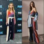 Halston Sage  In Prabal Gurung – 2017 FOX Upfronts in New York