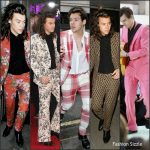 Harry Styles Fashion Style