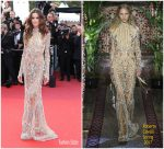 "Izabel Goulart  In Roberto Cavalli  – ""The Beguiled"" Cannes Film Festival Premiere"