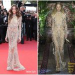 "Izabel Goulart  In Roberto Cavalli  – ""The Beguiled"" Cannes Film Festival Premiere"