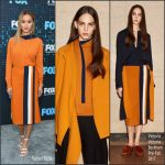Jamie Chung  In Victoria Victoria Beckham – 2017 FOX Upfront in New York
