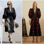 Jessica Chastain  In Alexander McQueen – 70th Anniversary  Cannes Film Festival Photocall