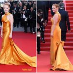 Jessica Chastain In Armani Privé – Cannes Film Festival 70th Anniversary Celebration