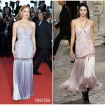Jessica Chastain In Givenchy Couture – 'Okja' Cannes Film Festival Premiere