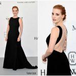 Jessica Chastain In Prada – 2017 amfAR Gala Cannes