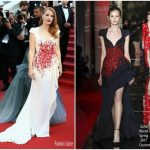 Jessica Chastain  In Zuhair Murad  Couture – 2017 Cannes Film Festival Closing Ceremony