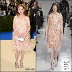 Julianne Moore In Calvin Klein  – 2017 Met Gala
