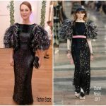 Julianne Moore In Chanel – Vanity Fair &  HBO Dinner In Cannes