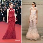 Julianne Moore In Givenchy Couture  – 'Ismael's Ghosts' Cannes Film Festival Premiere