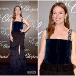 Julianne Moore In Sonia Rykiel  –  Chopard x Rihanna Dinner Party