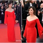 Juliette Binoche In Balmain  – 'The Killing Of A Sacred Deer' Cannes Film Festival Premiere