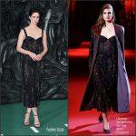 Katherine Waterston In Ulyana Sergeenko Couture – 'Alien: Covenant' World Premiere