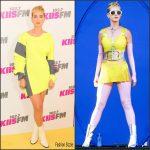Katy Perry In Issey Miyake & Adam Selman – 102.7 KIIS FM's 2017 Wango Tango