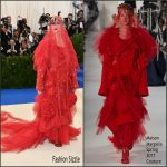 Katy Perry In Maison Margiela Couture – 2017 Met Gala