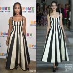 Kerry Washington  In Carolina Herrera – Bronx Children's Museum Gala