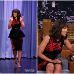 Kerry Washington  In Michael Kors – Tonight Show Starring Jimmy Fallon