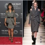 Kerry Washington In Monse –  The Ultimate 'Scandal' Watch Party