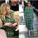 Kirsten Dunst In Gucci –  70th Anniversary Cannes Film Festival Photocall