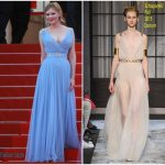 Kirsten Dunst In Schiaparelli Couture – 'The Beguiled' Cannes Film Festival Premiere