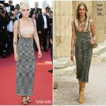"Kristen Stewart  In Chanel –  ""Come Swim ""Cannes Film Festival Screening"