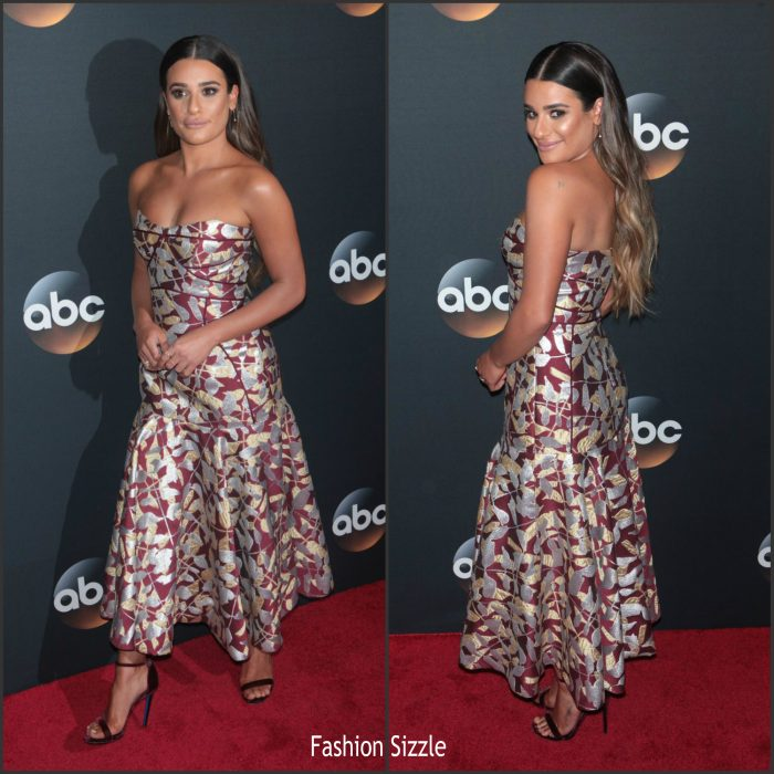 lea-michelle-in-j-mendel-2017-abc-upfront-700×700