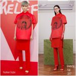 Li Yuchun In   Givenchy –  Cannes Fashion For Relief