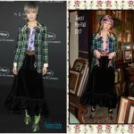 Li Yuchun In Gucci – Kering Women in Motion Awards Dinner At Cannes 2017