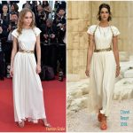 Lily-Rose Depp In Chanel  – 'Ismael's Ghosts' Cannes Film Festival Premiere