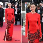 Liu Wen In Givenchy – 'The Beguiled' Cannes Film Festival Premiere