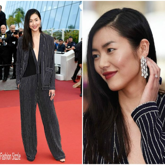 liu-wen-in-jean-paul-gaultier-cannes-film-festival-70th-anniversary-celebration-700×700