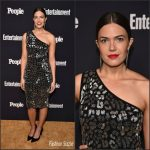 Mandy Moore  In Michael Kors -Entertainment Weekly / PEOPLE Upfronts Party