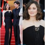Marion Cotillard  In Jean Paul Gaultier Couture  – 'Ismael's Ghosts' Cannes Film Festival Premiere