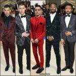 Met Gala 2017  Menswear Best Dressed