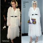 Miley Cyrus In Alessandra Rich – 2017 Billboard Music Awards