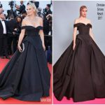 Molly Sims In Christian Siriano – 'Okja' Cannes Film Festival Premiere