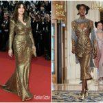 Monica Bellucci  In Chanel – Cannes Film Festival 70th Anniversary Celebration