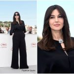 "Monica Bellucci  In Stella McCartney -"" Mistress of Ceremonies"" Cannes Photocall"