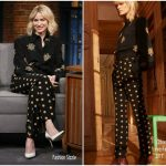 Naomi Watts In Chloe – Late Night  With Seth Meyers