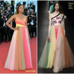 Naomie Harris  In Gucci  – 'Ismael's Ghosts' Cannes Film Festival Premiere